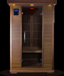 Uppsala infrarood sauna Newtrend