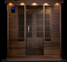 Stockholm infrarood sauna Newtrend