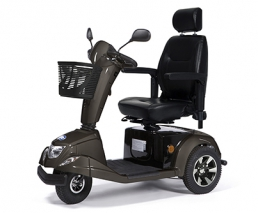 Carpo 3 Limited - buitenscooter